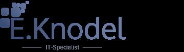 E. Knodel Logo